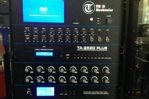 راک صوتی TA-2520 PLUS